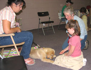 Family Dog Training Class